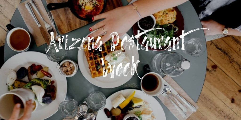 Arizona restaurant week is a great time of year...it should be it's own season! Taste buds never get tired or go out of date, after all! Restaurant week is a great opportunity to try some of the most delicious and upscale cuisine here in Phoenix as a fixed (and super affordable) price point.